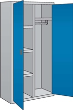 PPE Storage Cabinet   Full Height (PPE I)