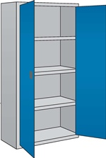 Superb PPE Storage Cabinet   Full Height (PPE J)